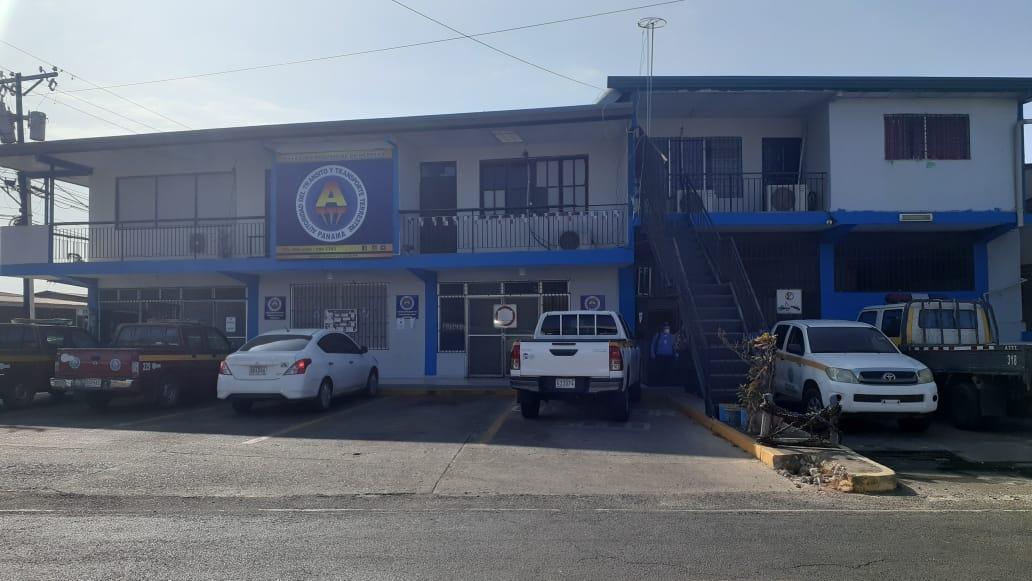 Calle Meliton Martin y Saturnino Rodriguez (frente al estacionamiento de Rodelag.)